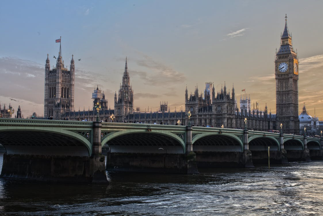 Houses of Parliament, where legislation on UK pension advice and the state pension is made